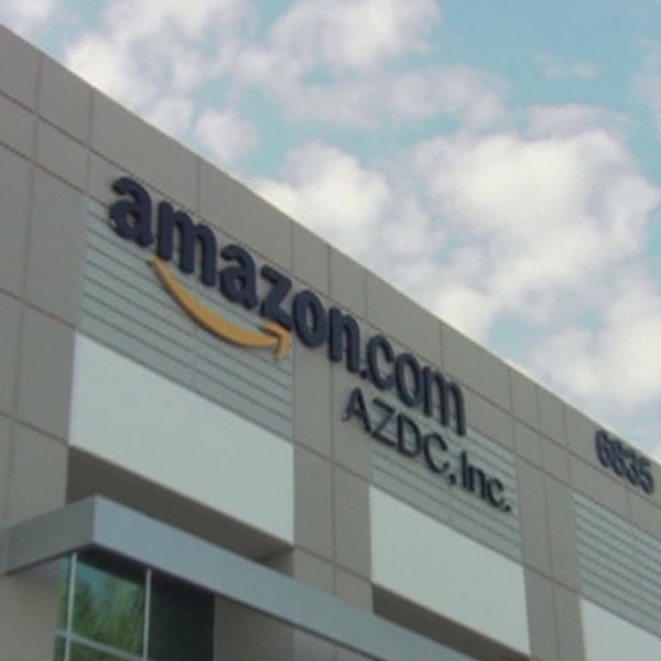 An Amazon building_567964