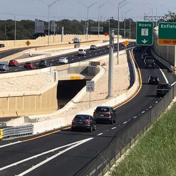 Mopac Northbound Express Lane open_558152