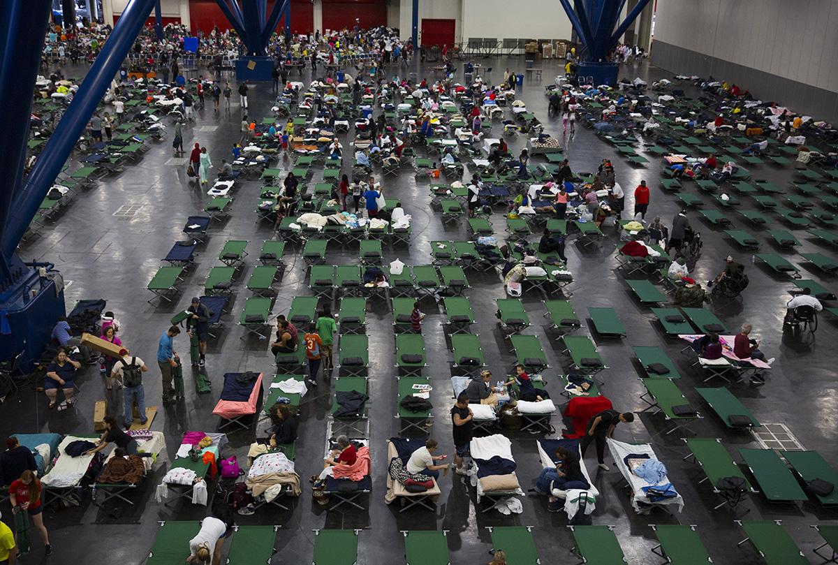 Epic Flooding Inundates Houston After Hurricane Harvey_534982