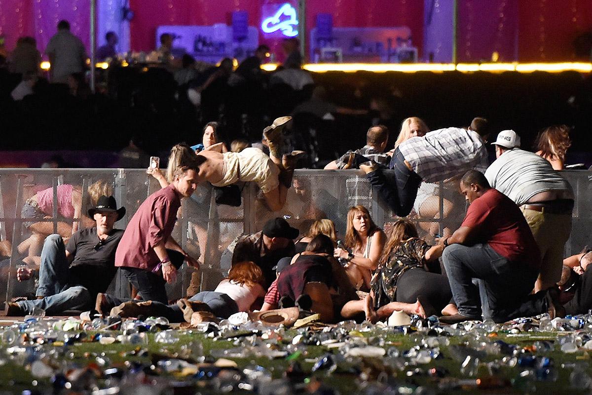 Reported Shooting At Mandalay Bay In Las Vegas_554801