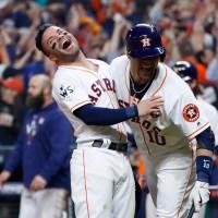 World Series - Los Angeles Dodgers v Houston Astros - Game Five_571623