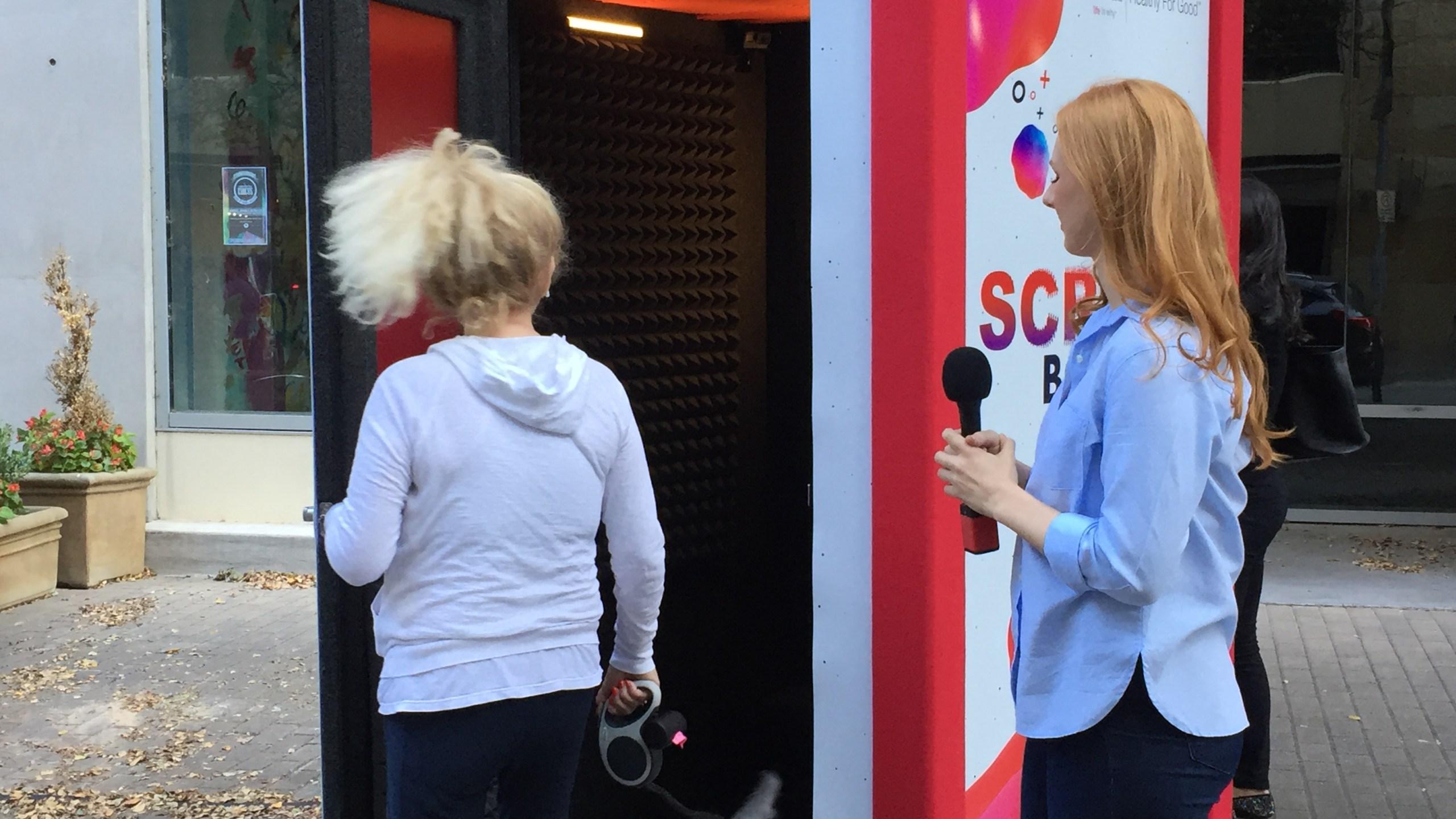 scream booth_560361