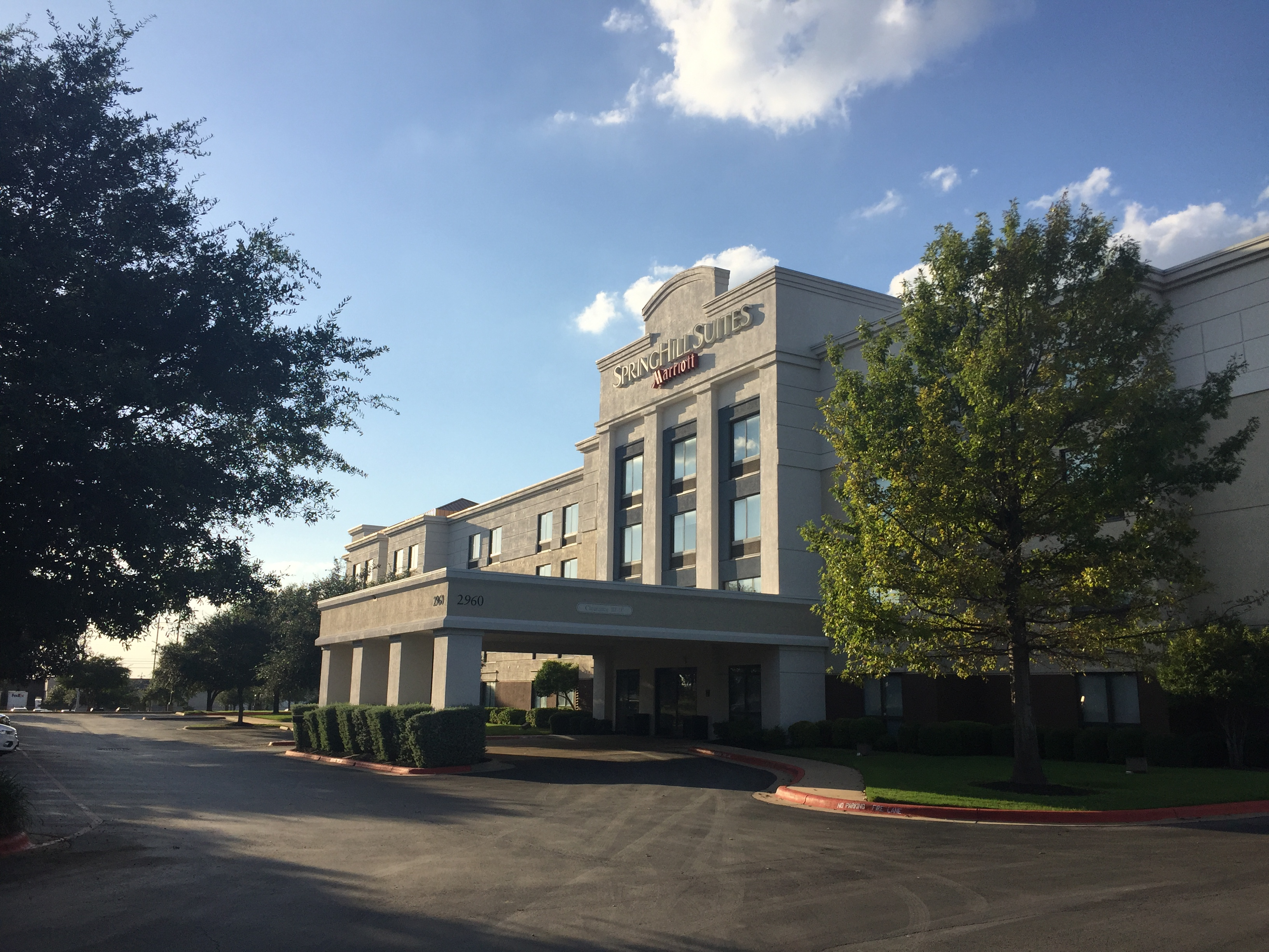 SpringHill Suites in Round Rock (KXAN Photo/Alicia Inns)