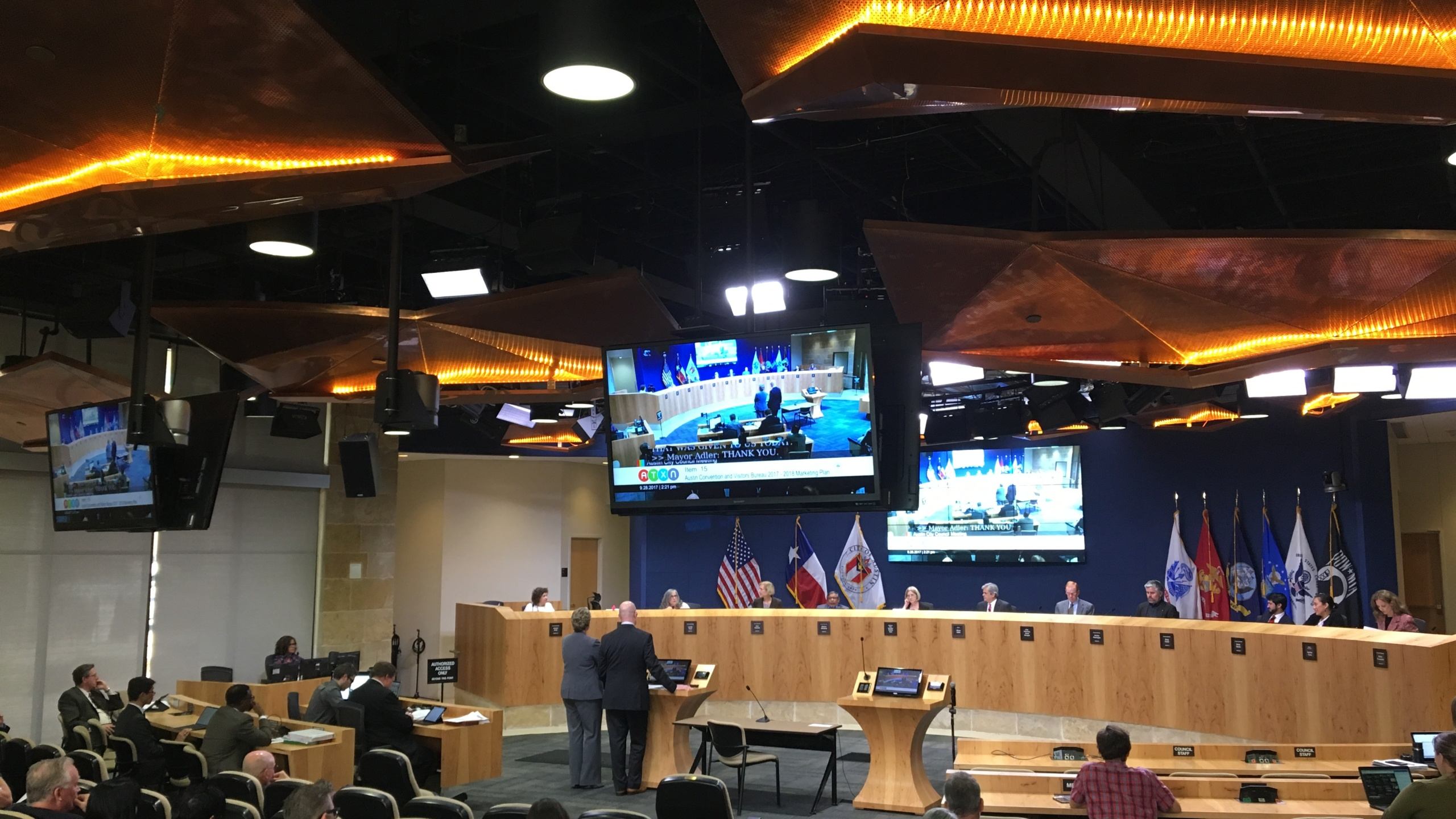 Austin City Council meeting on Sept. 28, 2017_553078