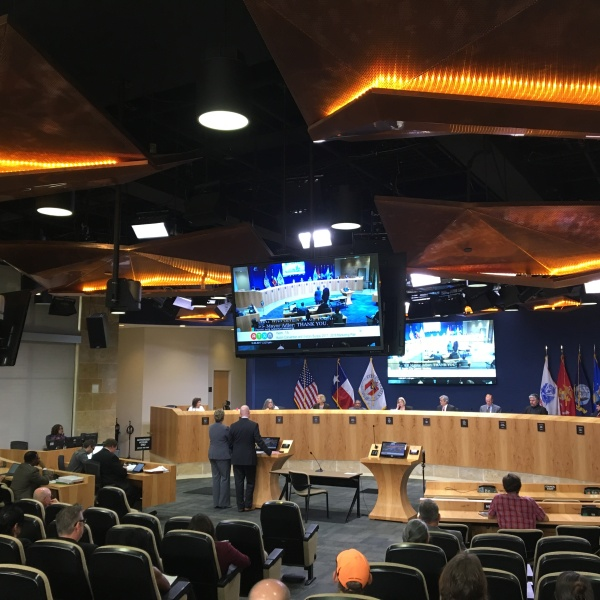 Austin City Council meeting on Sept. 28, 2017_553078