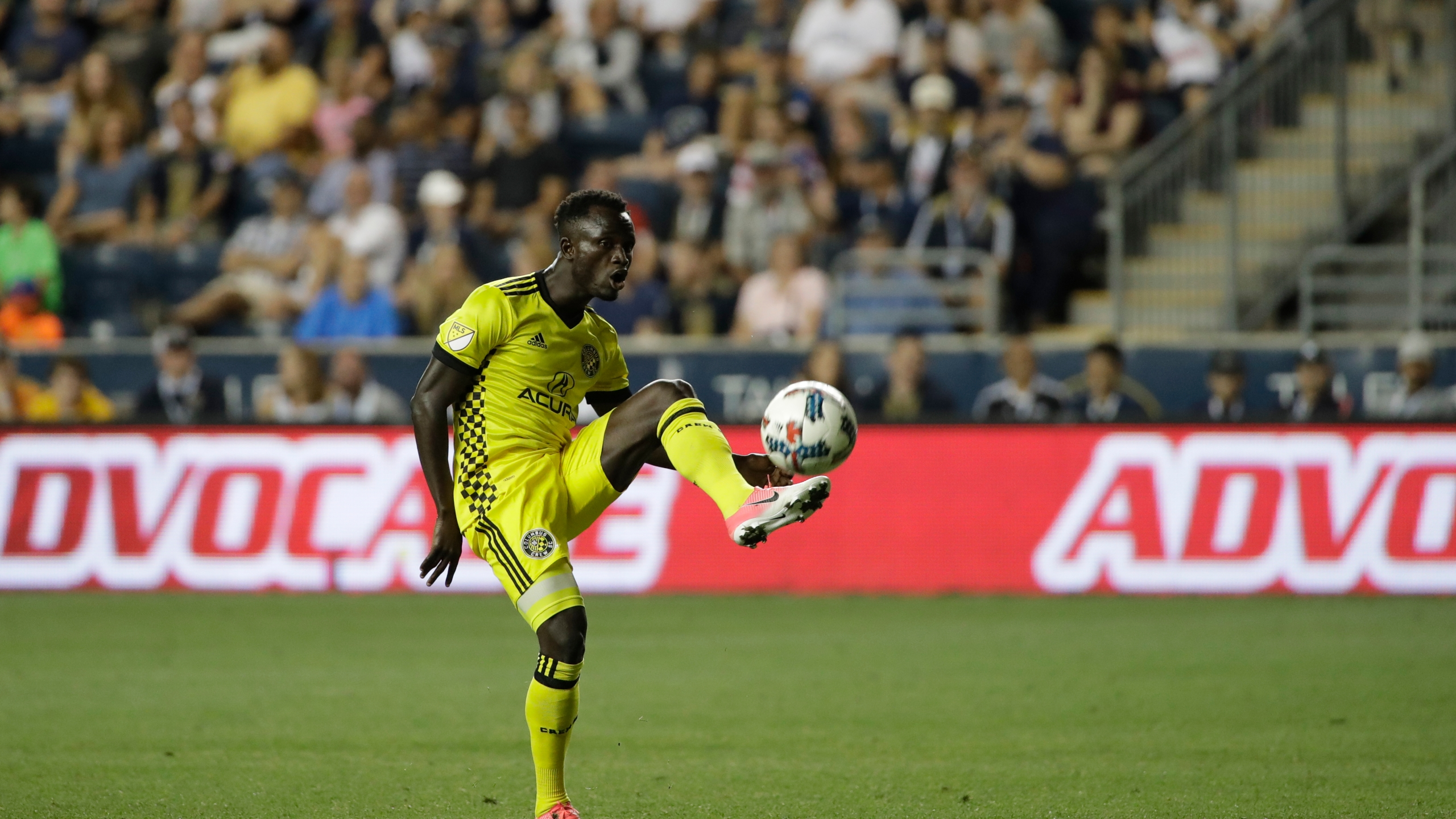 MLS Crew Union Soccer_563847