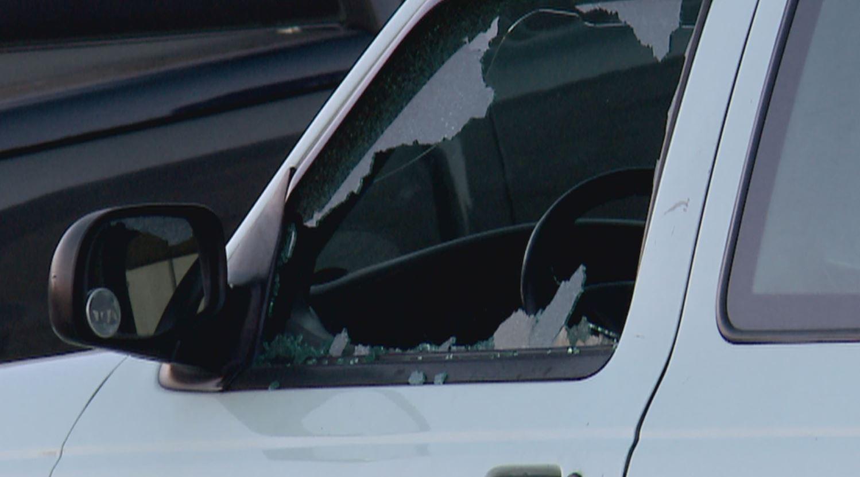 Pflugerville vandalized vehicles_586392
