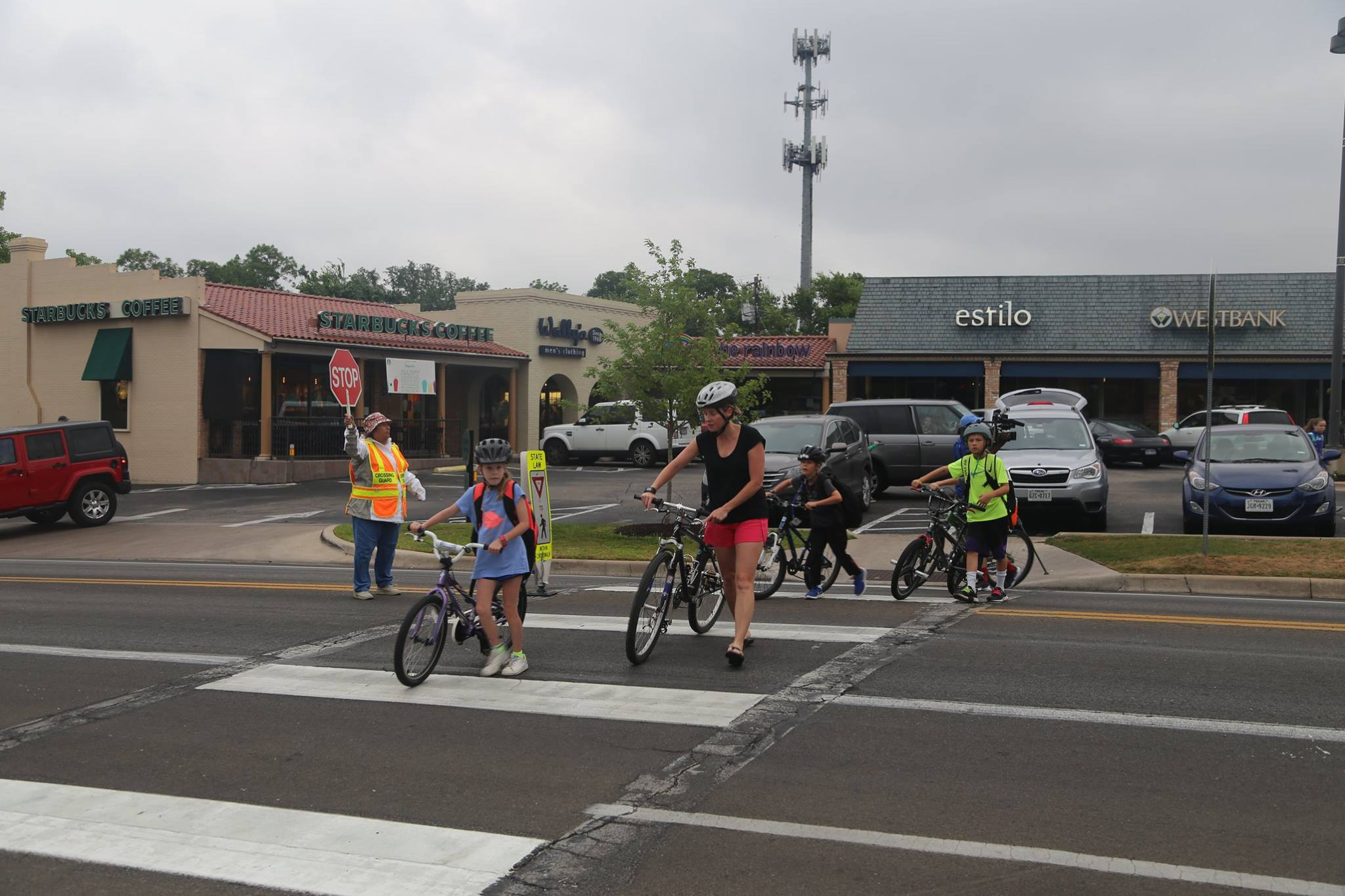 Bike to School Day - Cassis Elementary_468996