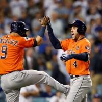 World Series - Houston Astros v Los Angeles Dodgers - Game Seven_573509