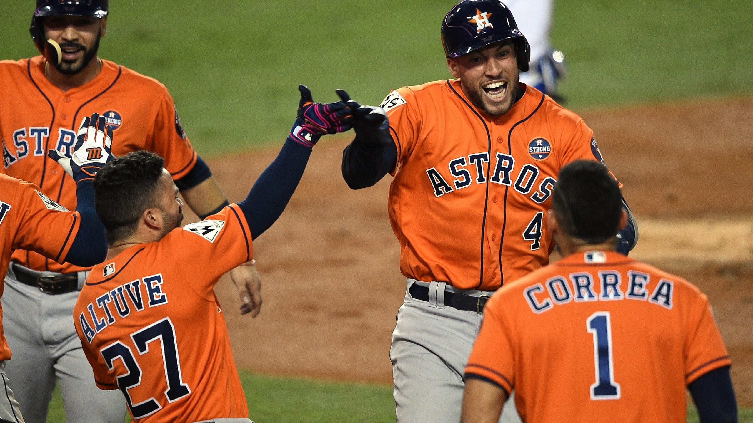 World Series - Houston Astros v Los Angeles Dodgers - Game Seven_573510