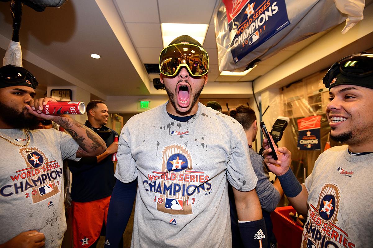 World Series - Houston Astros v Los Angeles Dodgers - Game Seven_573736