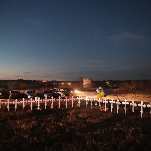 26 People Killed And 20 Injured After Mass Shooting At Texas Church_576823