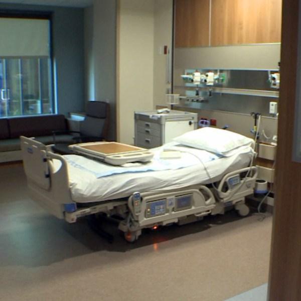 FILE - hospital bed_472453