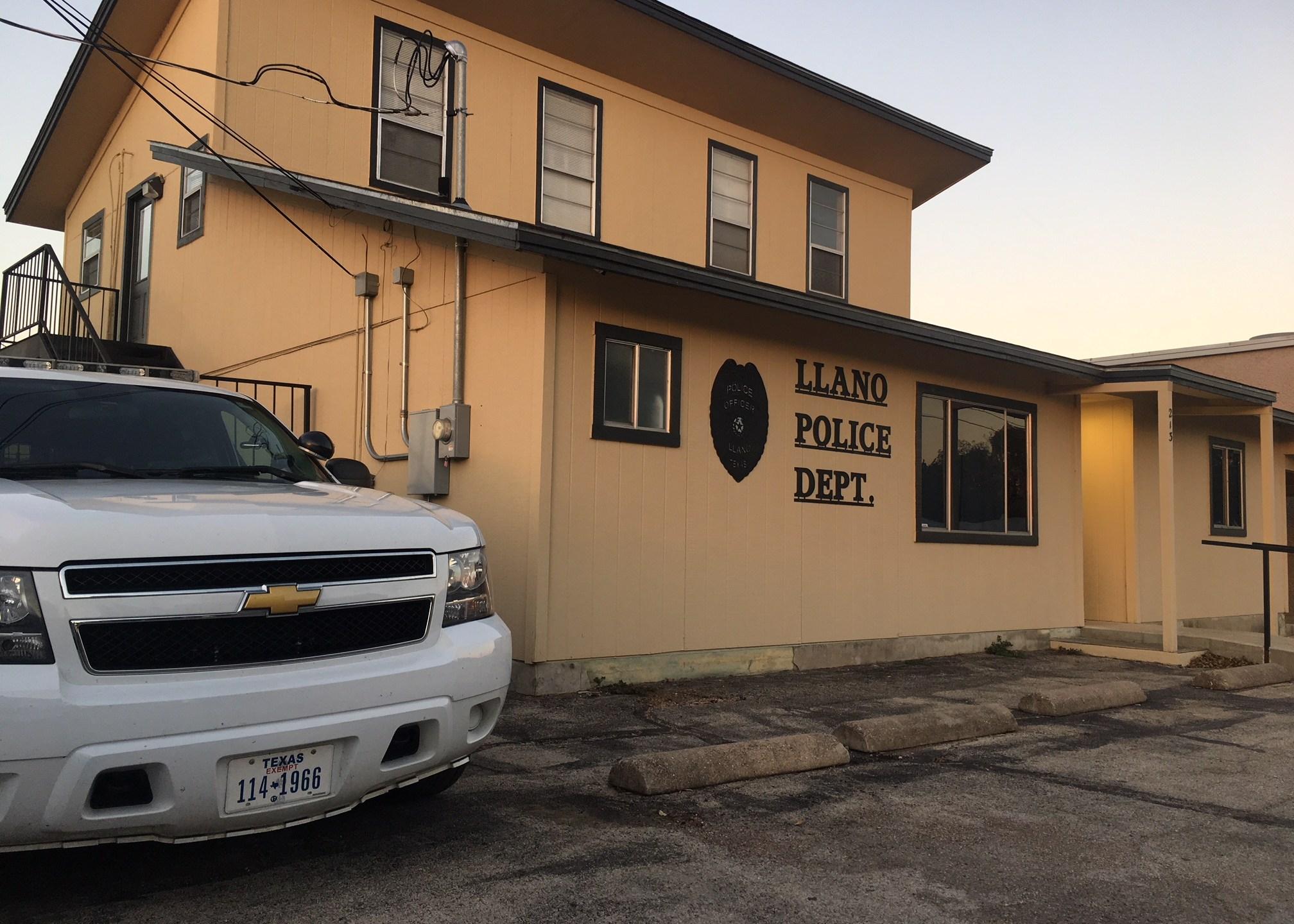 Llano Police Department_587004