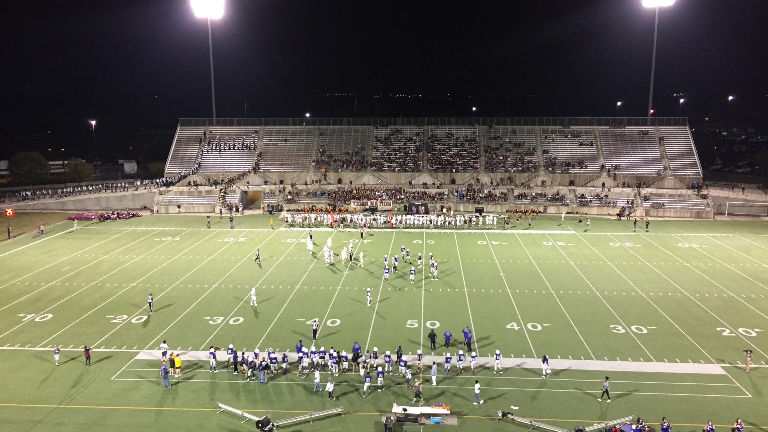 lbj dripping springs high school football_583503
