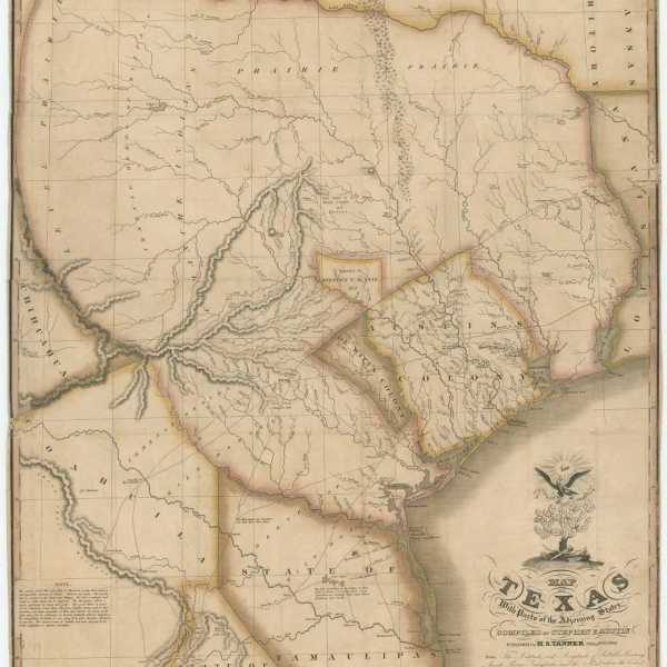 Texas historic map (Texas General Land Office)_586843