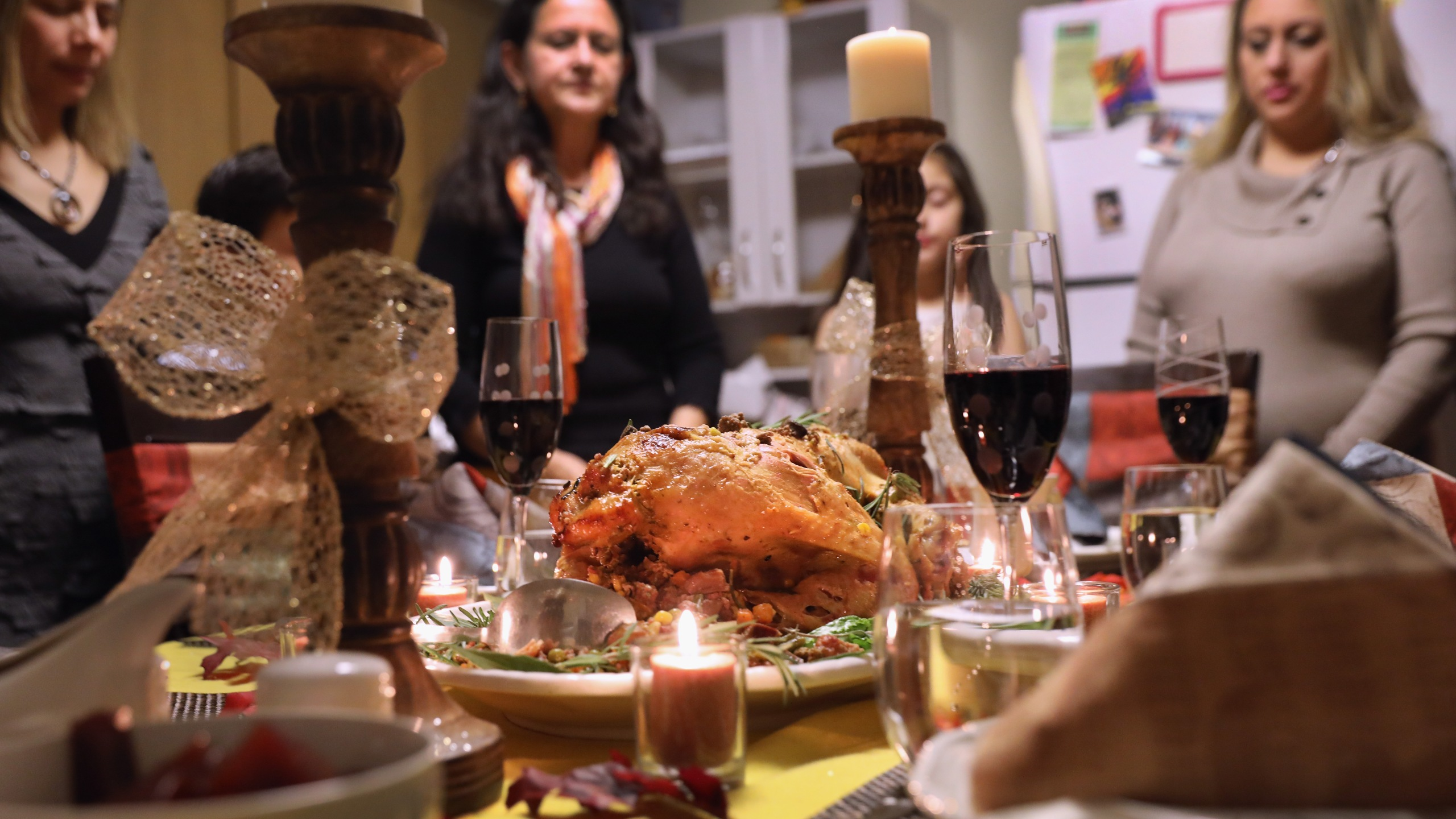 Immigrant Families Celebrate Thanksgiving In Connecticut_585970