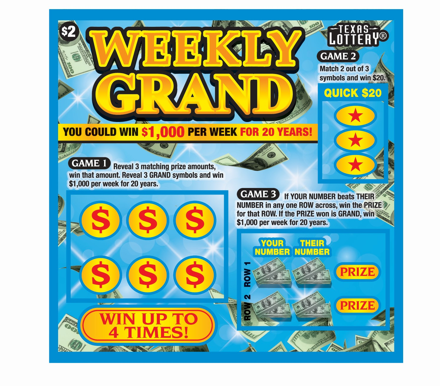 1793 Weekly Grand ticket_597487