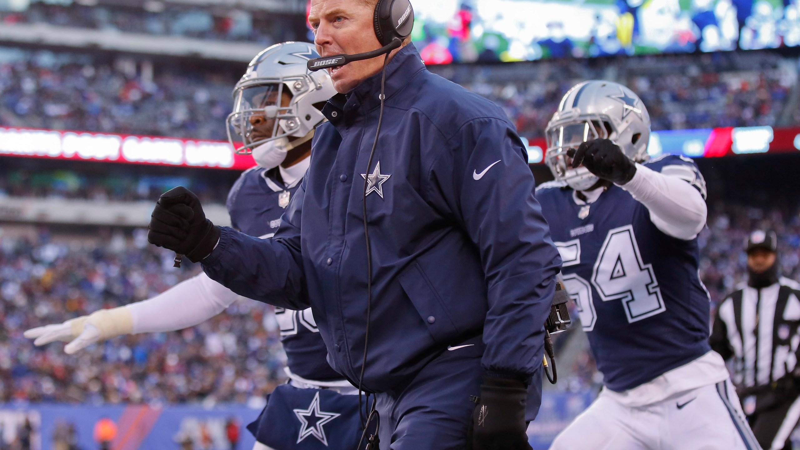 Cowboys Giants Football_595612