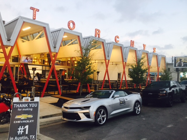 Chevrolet Torchy's event (Chevrolet provided photo)_441135