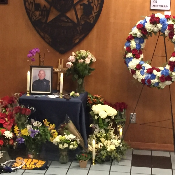 Kenneth Copeland memorial