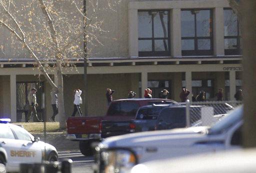 New Mexico School Shooting_593912