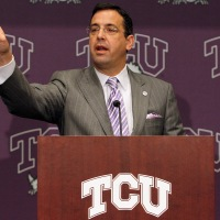TCU Accepts Invitation to Join Big East Conference - Press Conference_595242