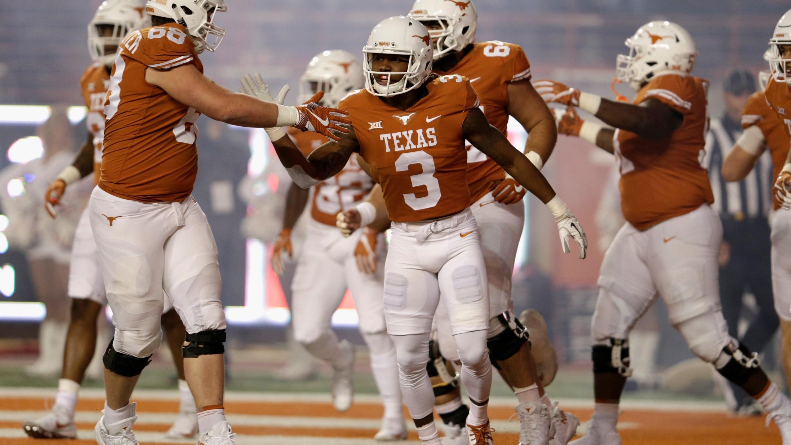 Texas Tech v Texas_600418
