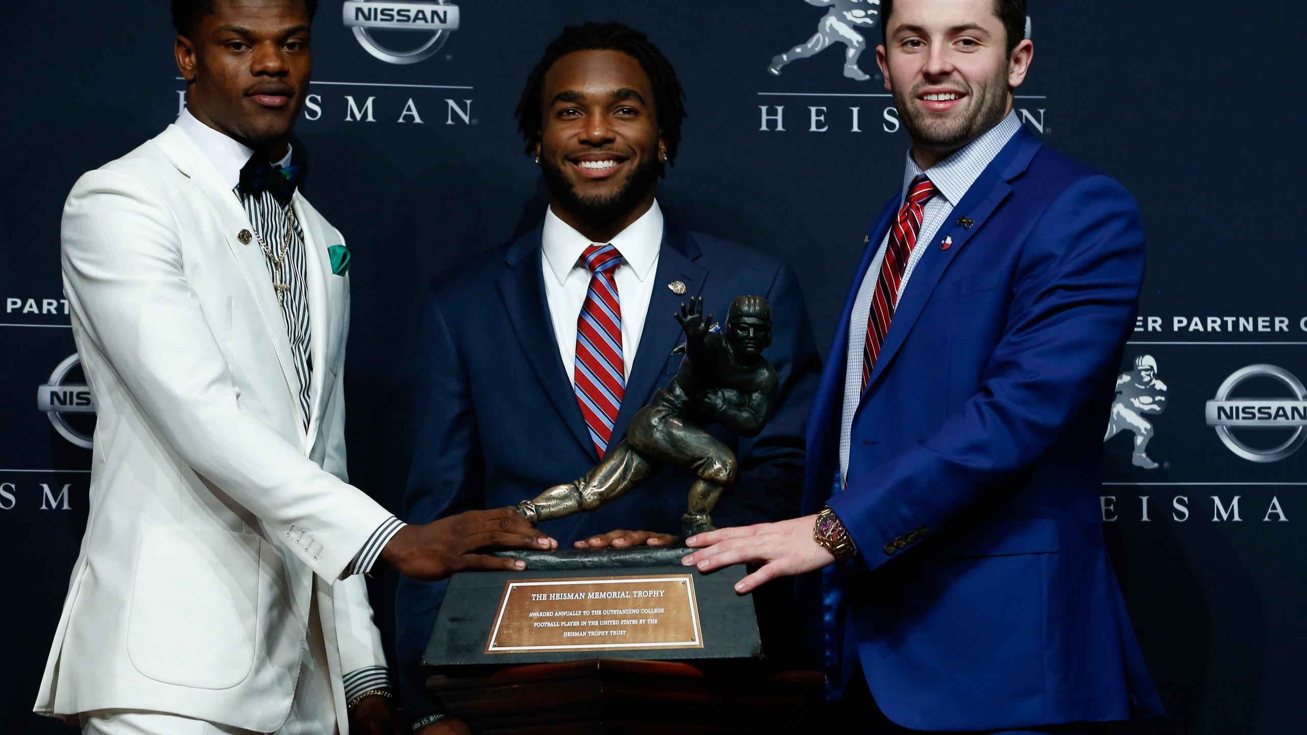 Heisman Trophy Presentation - Press Conference_595322