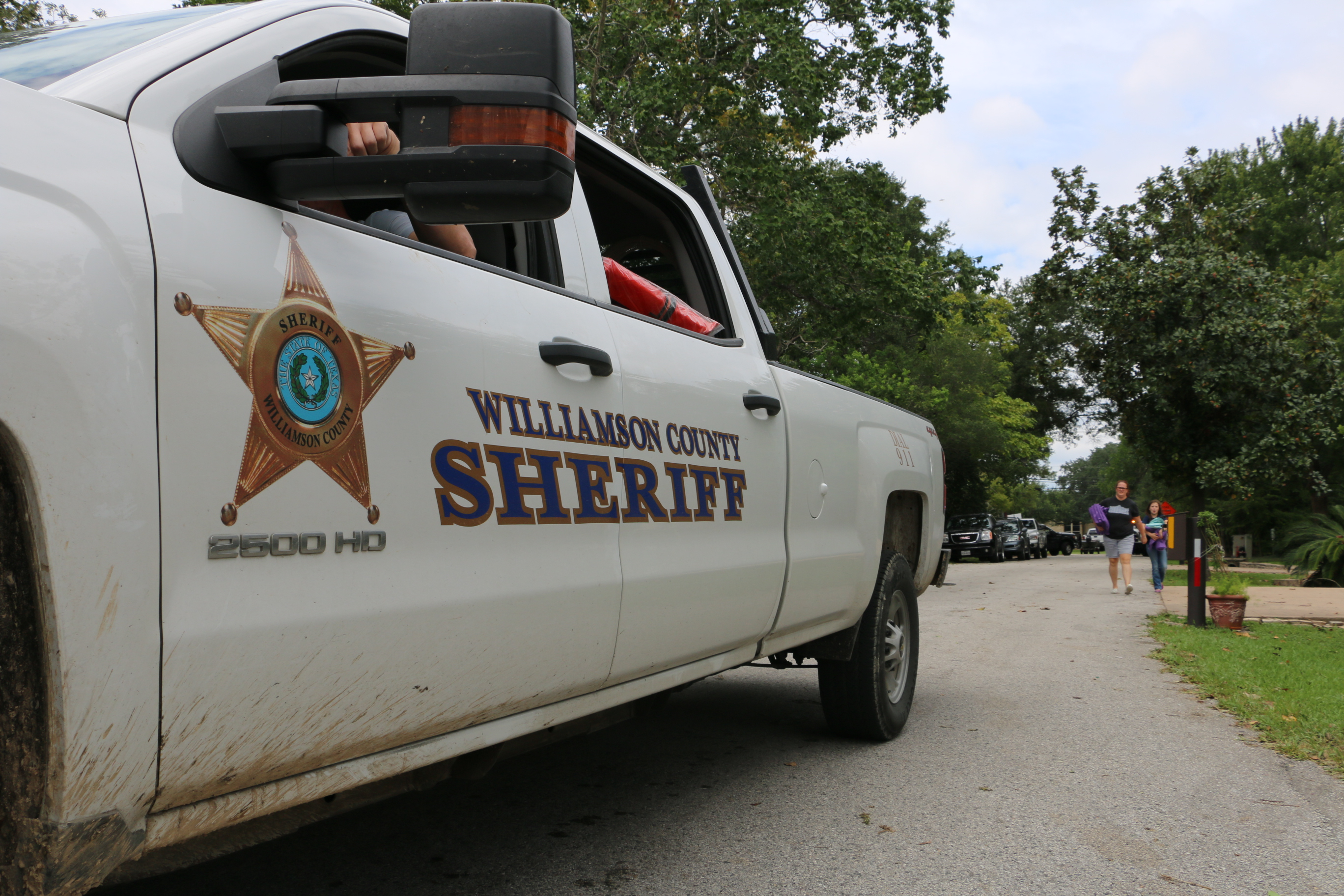Williamson Co  residents call for deputy's firing over violent