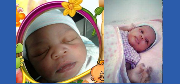 Six-week-old Shamali Flores was abducted on Dec. 19, 2017 in Houston. (Houston Police Department)