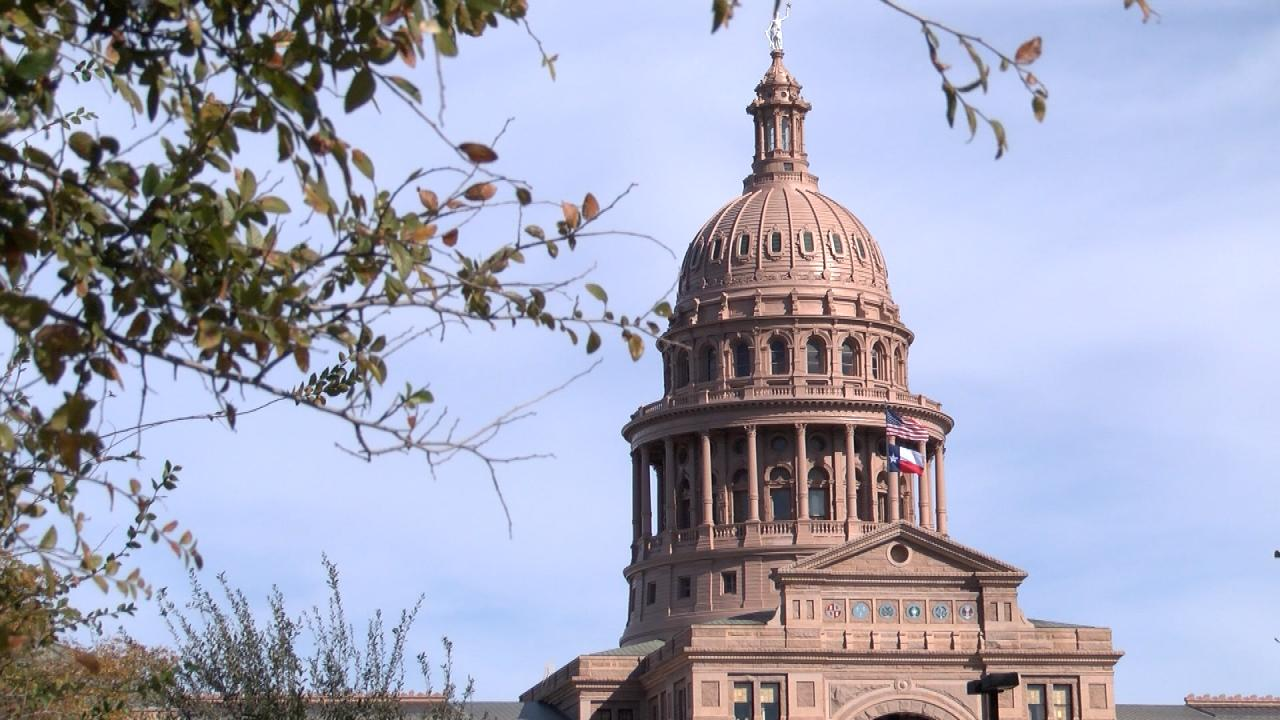 Texas Capitol file_597832
