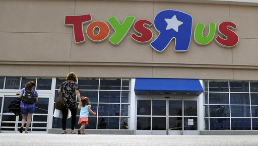 Toys R Us Store Closings_621477