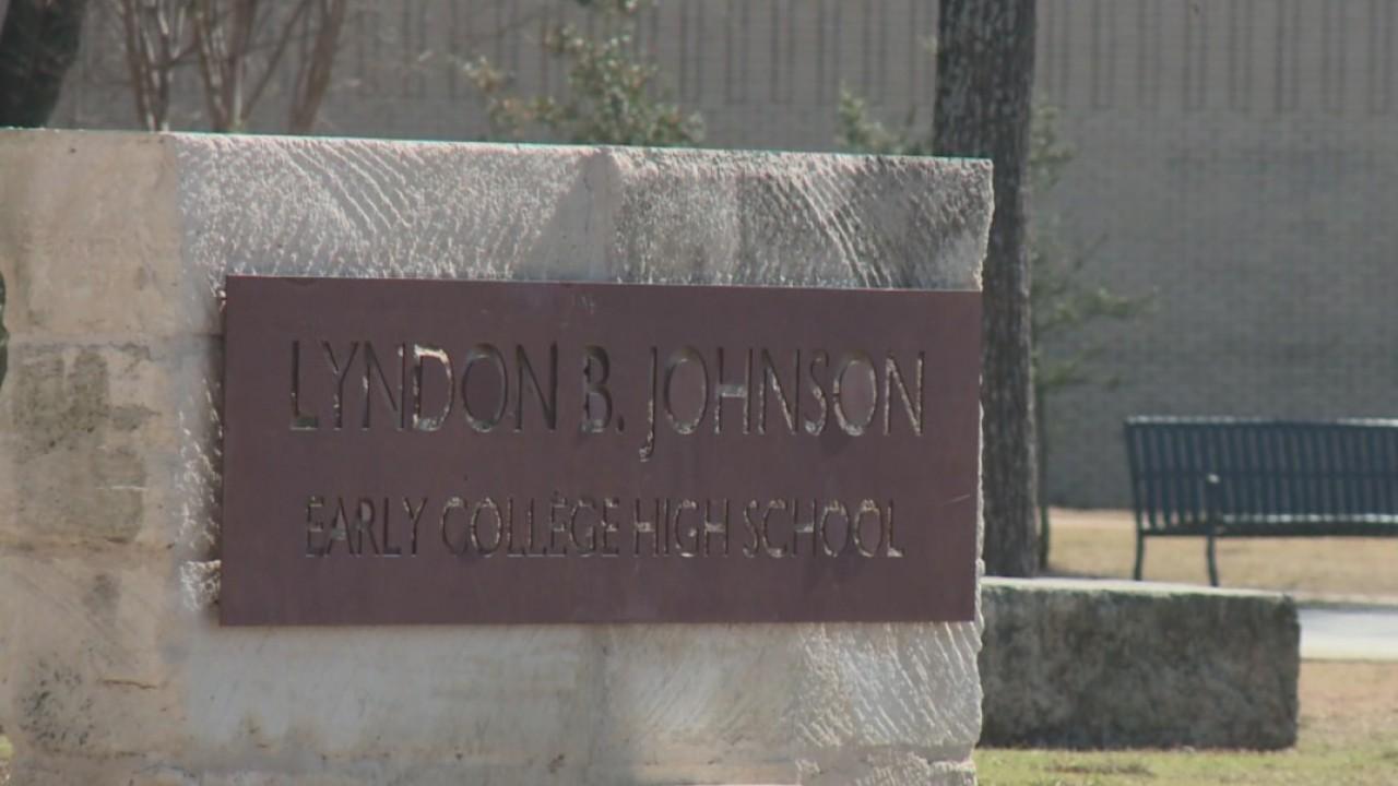 LBJ High School goes on lockdown twice in two days