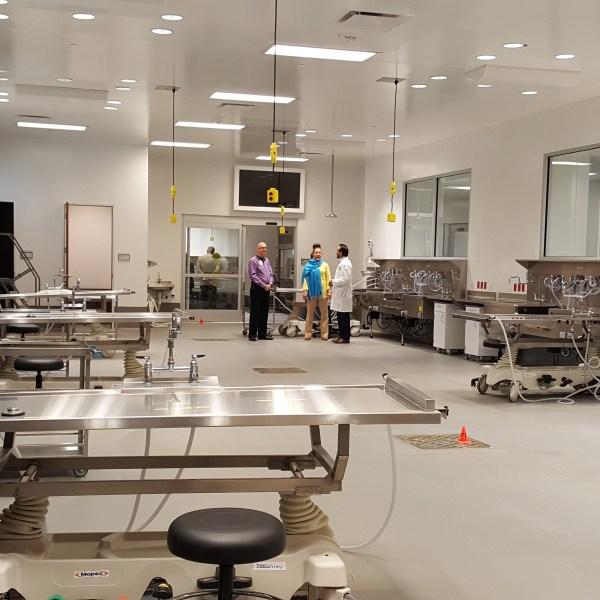 Autopsy room - Travis County Medical Examiner_560601