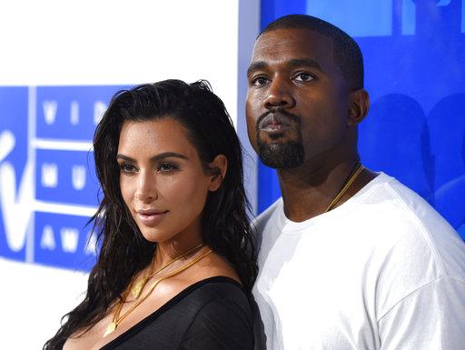 Kim Kardashian West, Kanye West_616497