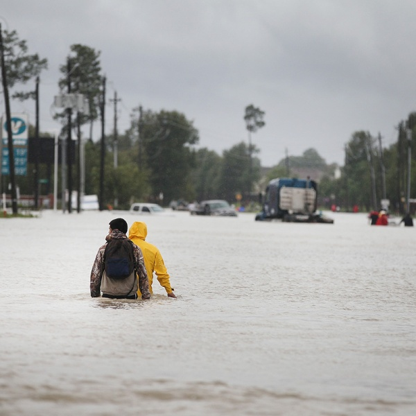Epic Flooding Inundates Houston After Hurricane Harvey_534969