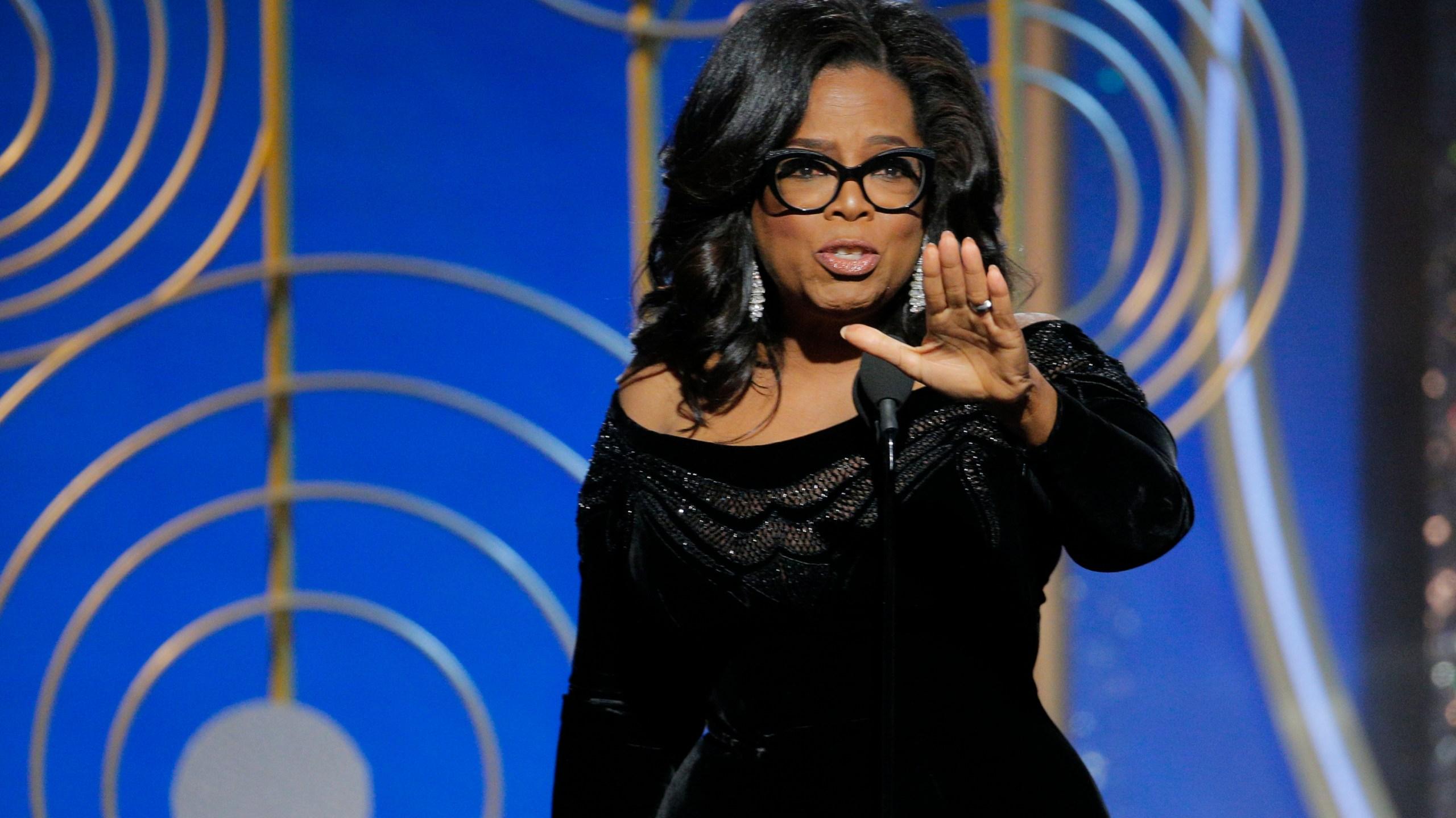 75th Annual Golden Globe Awards - Show_609899