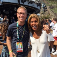 Michael Burns with Hoda Kotb_619129
