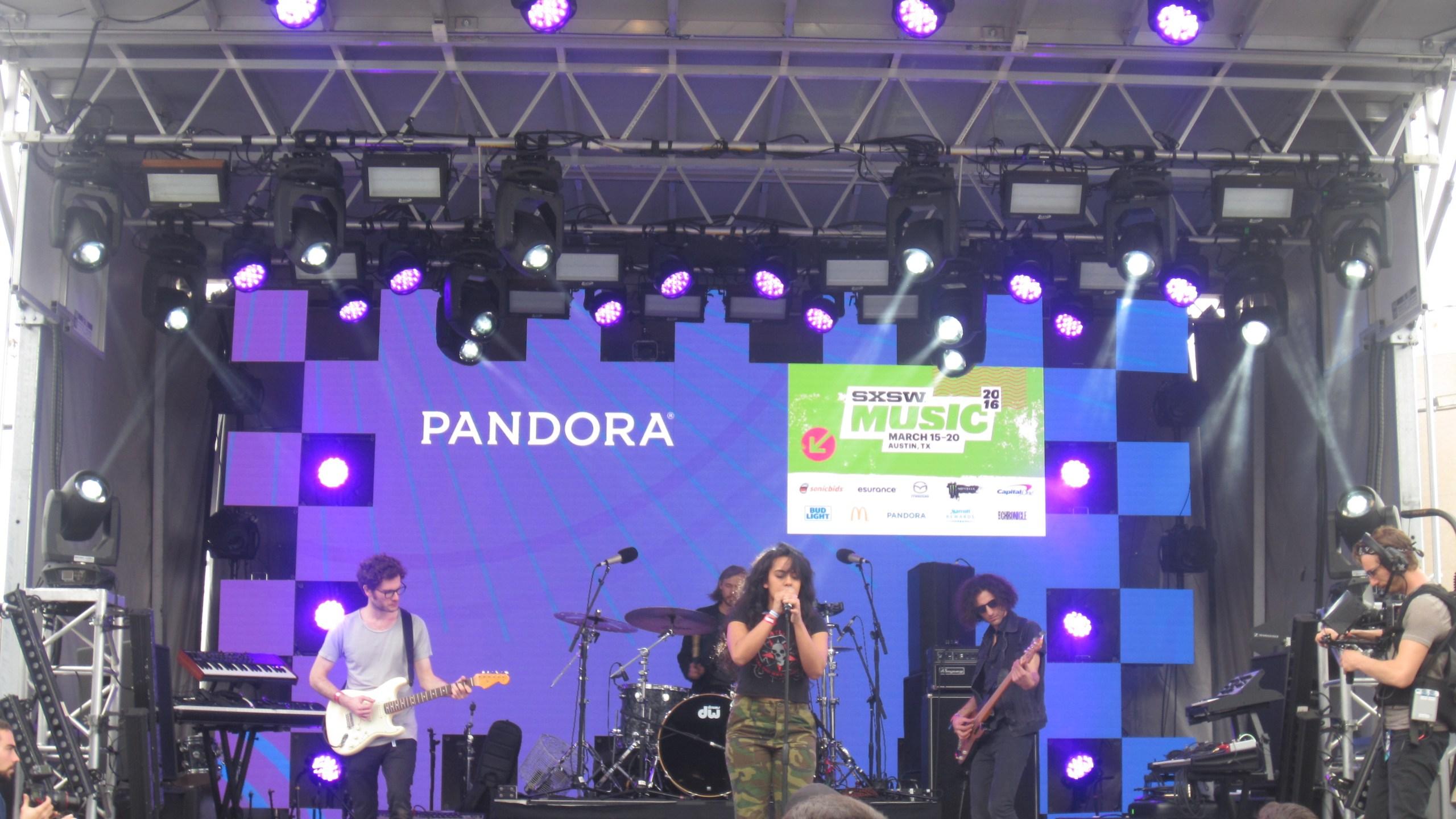 Pandora Event during SXSW 2016_421709
