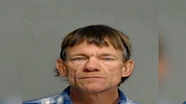 Michael W. Roehr, 50 (San Angelo Police Department Photo)