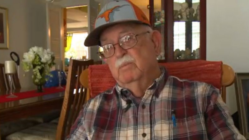 OT Greer saw his bill jump hundreds of dollars in one month. (KXAN Photo)