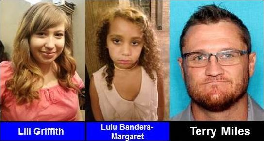DPS issued an Amber Alert Sunday, Dec. 31, 2017, for two girls missing from Round Rock. (Photos: Texas Department of Public Safety)