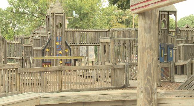 San Marcos Children's Park (KXAN photo)