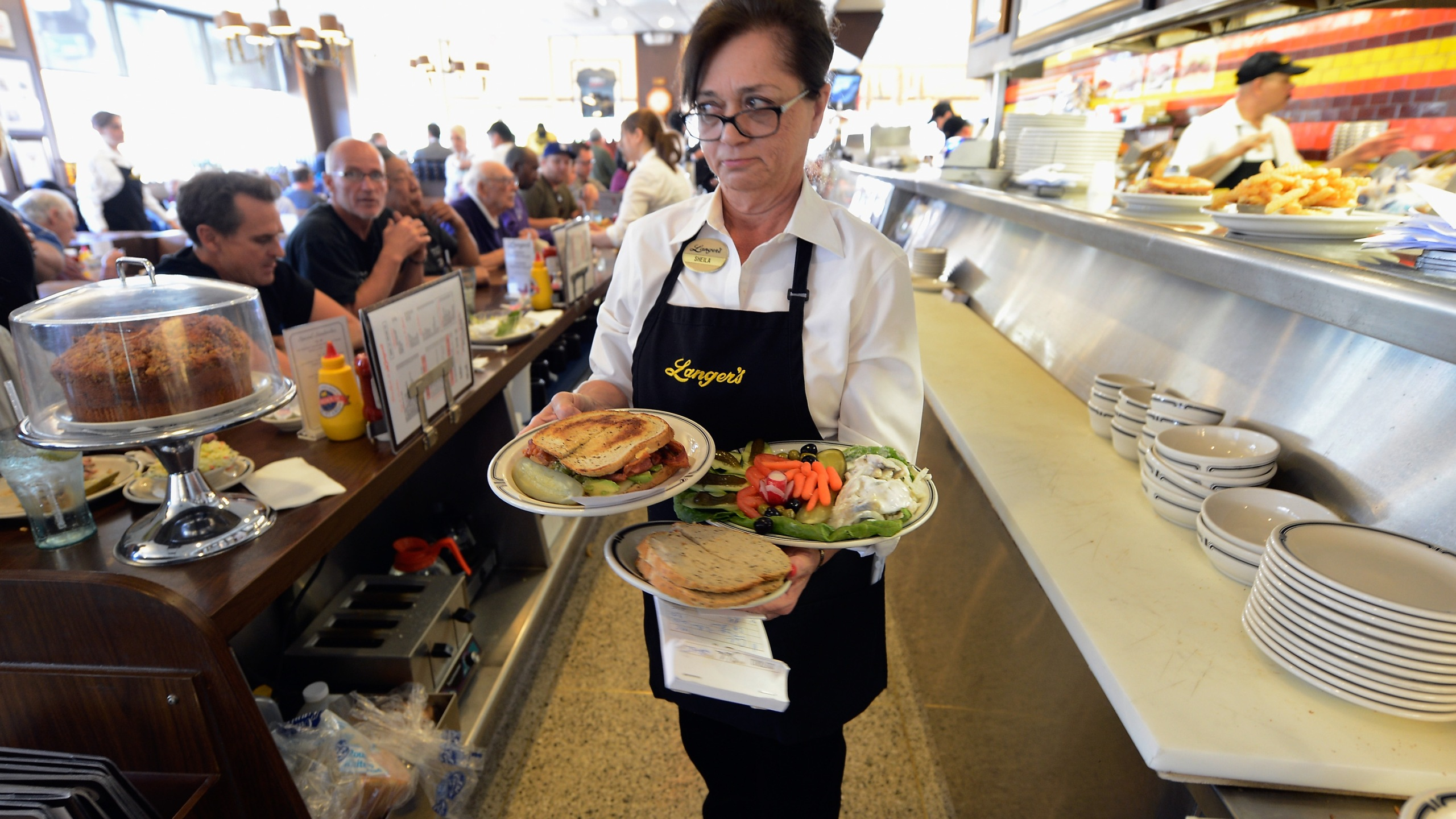 America's Jewish Delis Struggle To Stay Afloat_622551