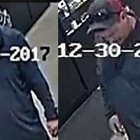 Surveillance cameras caught Terry Miles inside a store in Trinidad, Colo. on Dec. 30, 2017. (RRPD)_607620