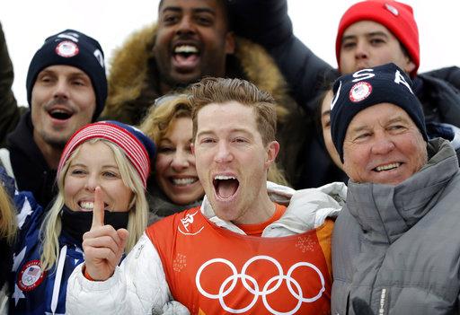 Pyeongchang Olympics Snowboard Men_635836