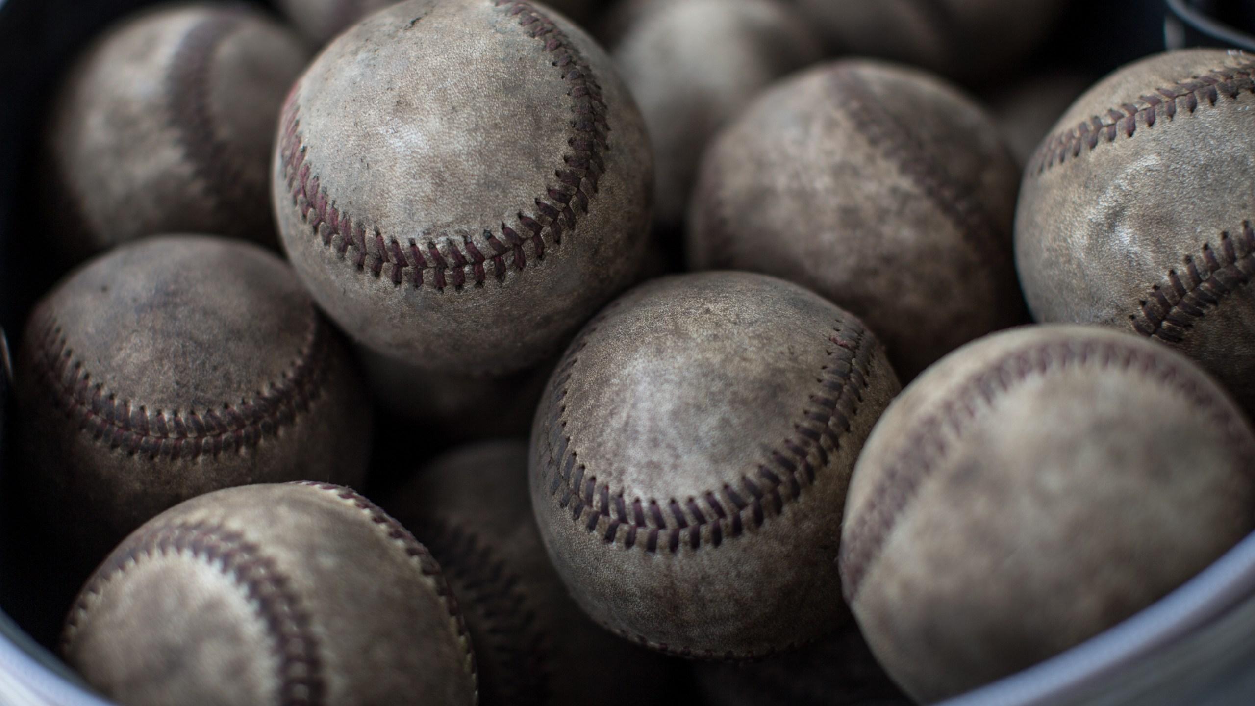 Japan Junior High Baseball Players Practice Ahead Of Their National Tournament_646325