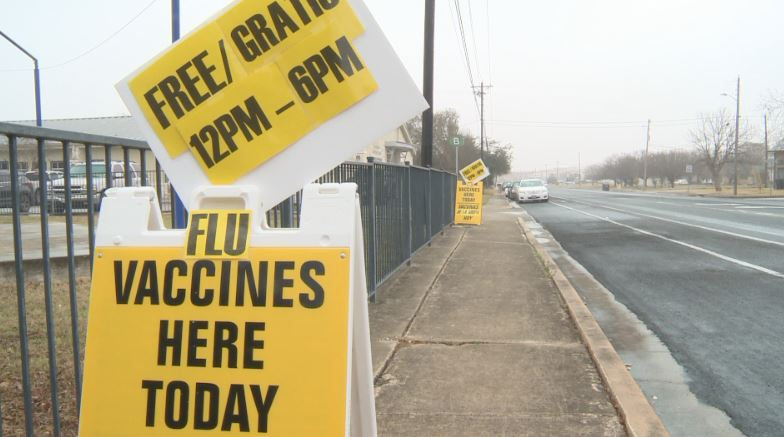 Hays County flu shots_635561