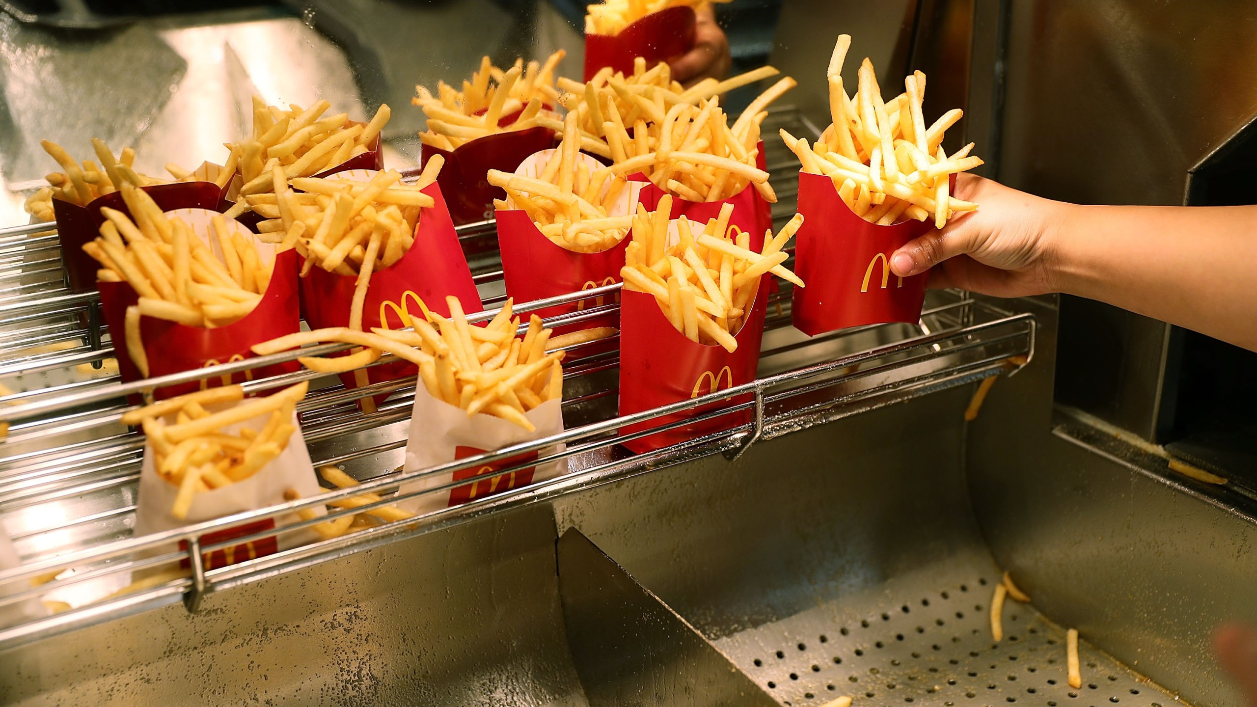 McDonald's Shares Hit Record High After Strong Earnings Report_629609